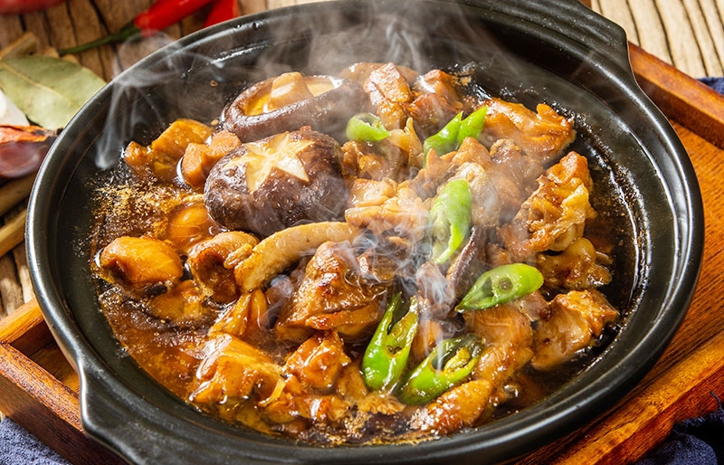 广东黄焖鸡
