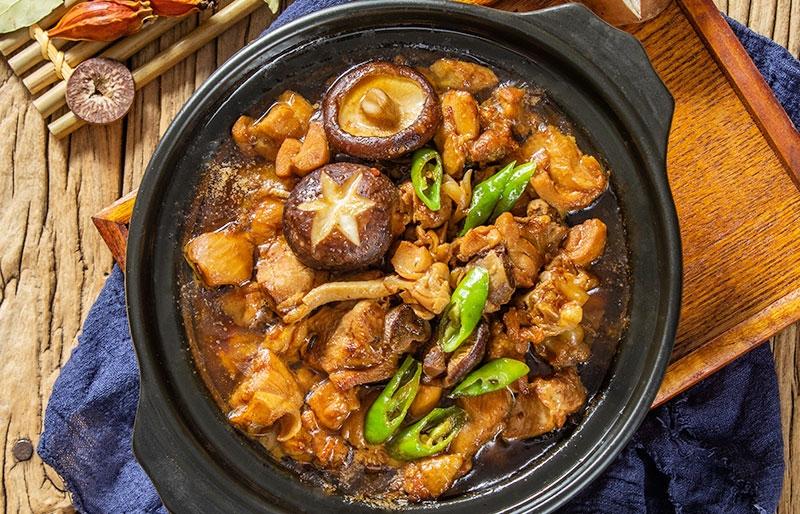 广东黄焖鸡快餐